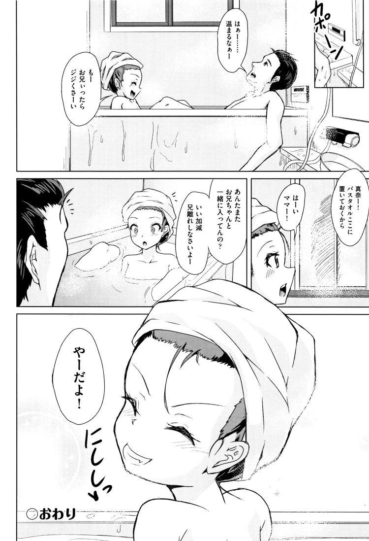 【エロ漫画】学校ではクールな女子小学生は家に帰ると超ブラコンの甘えっ子!兄に近親相姦セックスをおねだりして一緒に絶頂する!00020